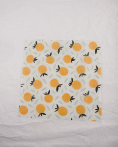 Clementine Bees Wrap Single