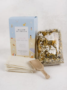 Organic Calm Baby Bath Tea