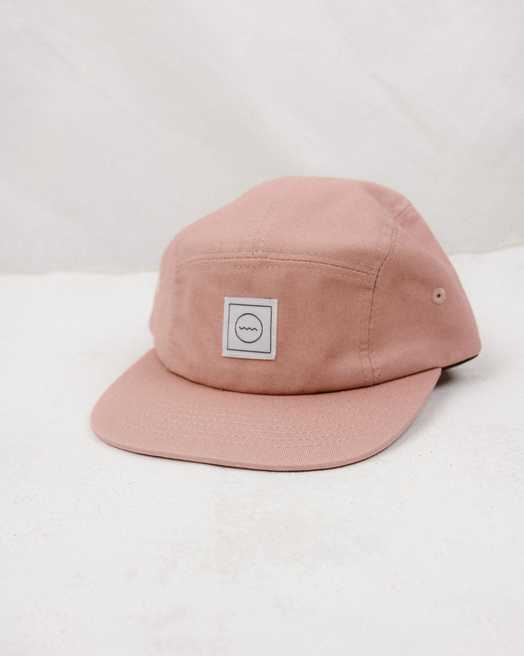 Kids Blush Five-Panel Hat