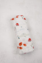 Wildflower Muslin Swaddle