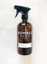 Humble Suds Glass Bottle