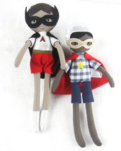 Super Hero Dolls - Allie A Hero