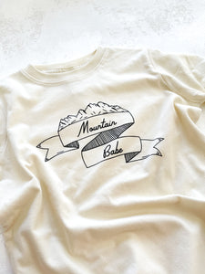 Mountain Babe Youth Tee