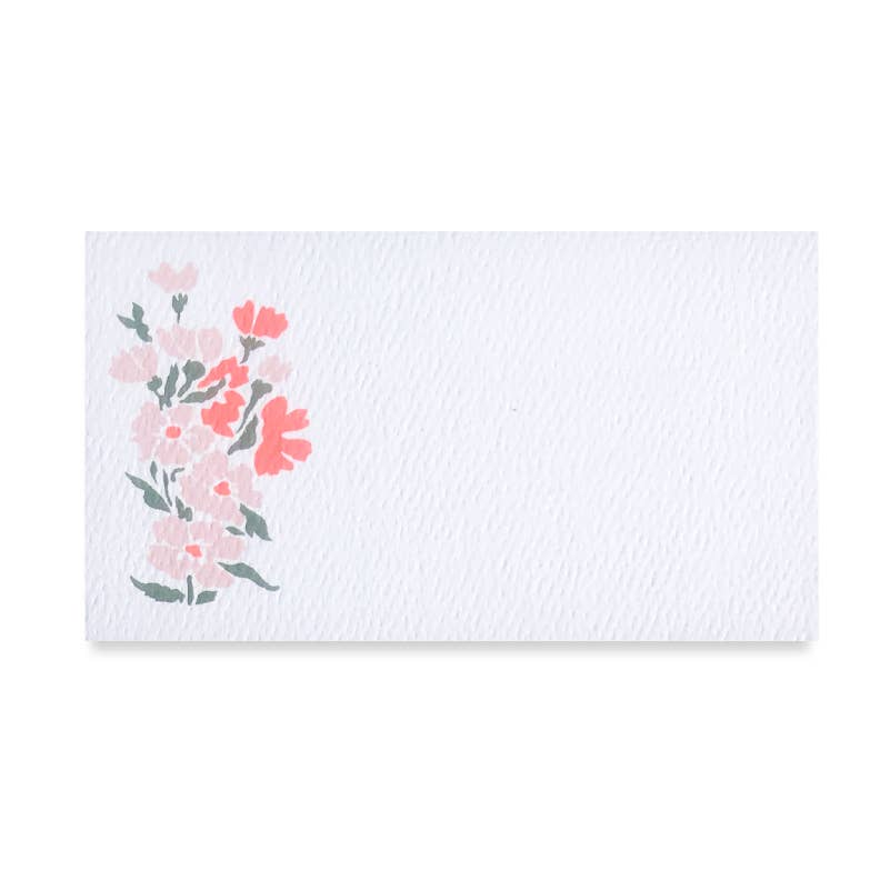 Tiny Bouquet Mini Notes - 48 pack
