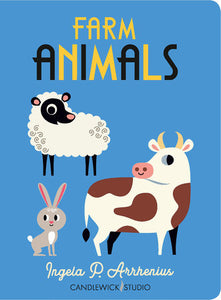 Farm Animals Kids Book