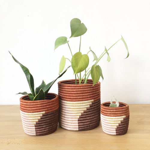 Gishamvu Planter Baskets