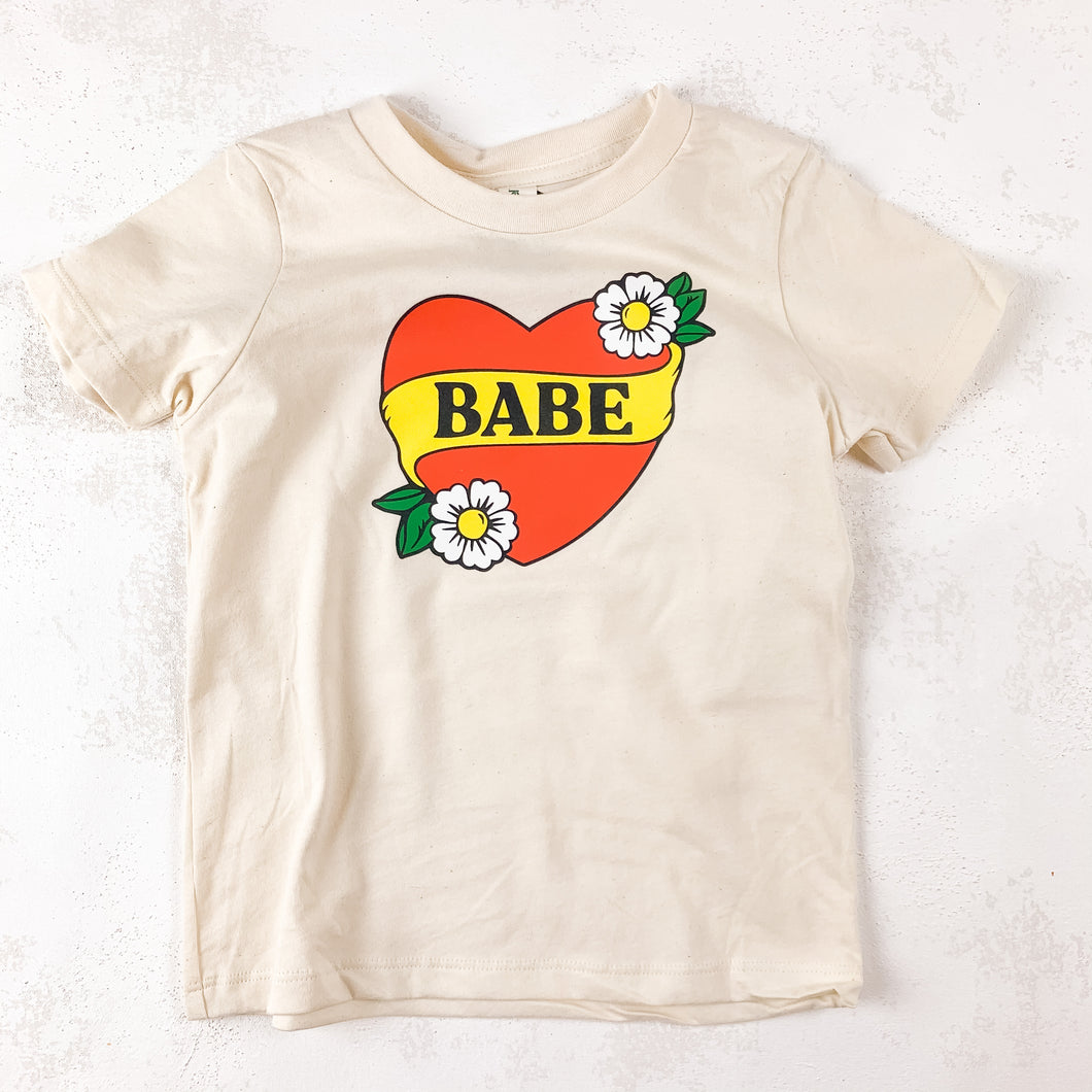 Babe Heart Youth Tee