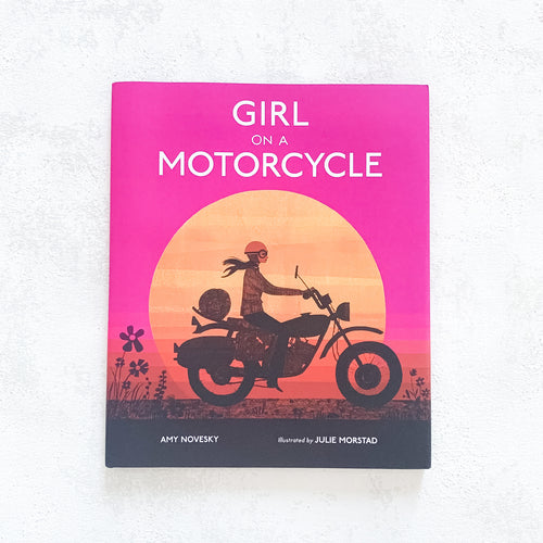 Girl On A Motorcylce