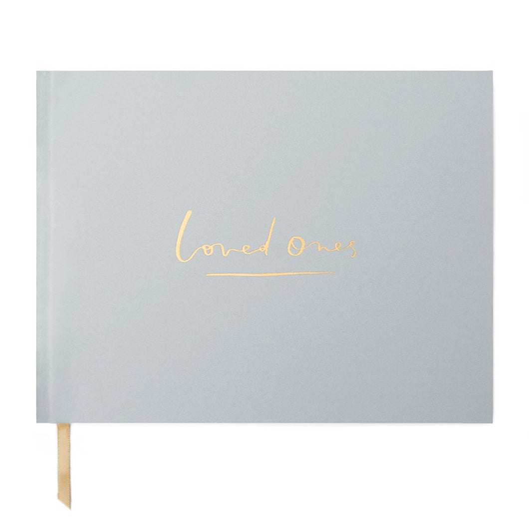 Loved Ones Guestbook