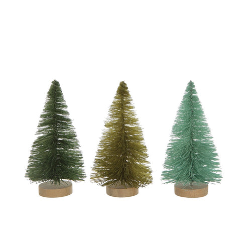 Set of 3 Sisal Trees