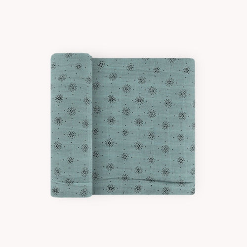 Wallflower Muslin Swaddle