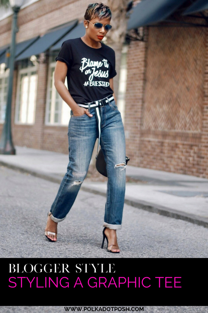BloggerStyle: YAS to the Graphic Tee
