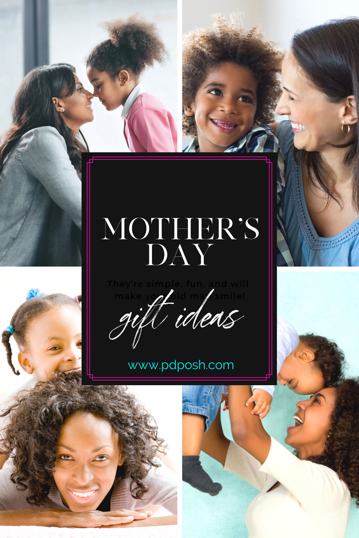 Mommy Dearest: Three Mother's Day Gift Ideas