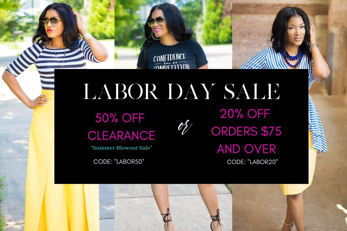 summer blow out sale