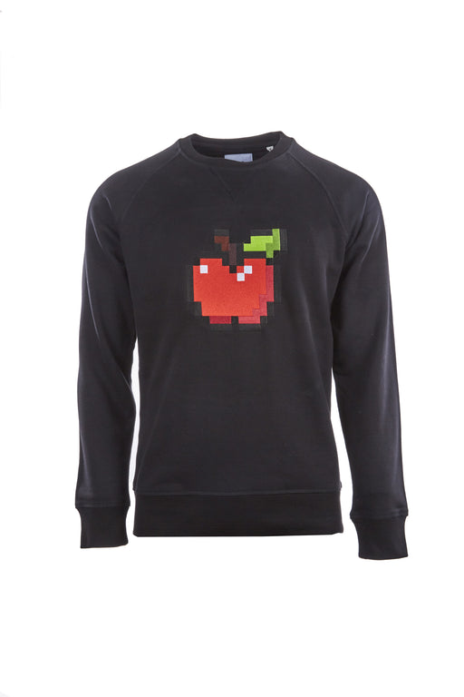 LARGE APPLE SWEATSHIRT
