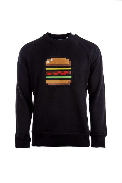 LARGE BURGER SWEATSHIRT