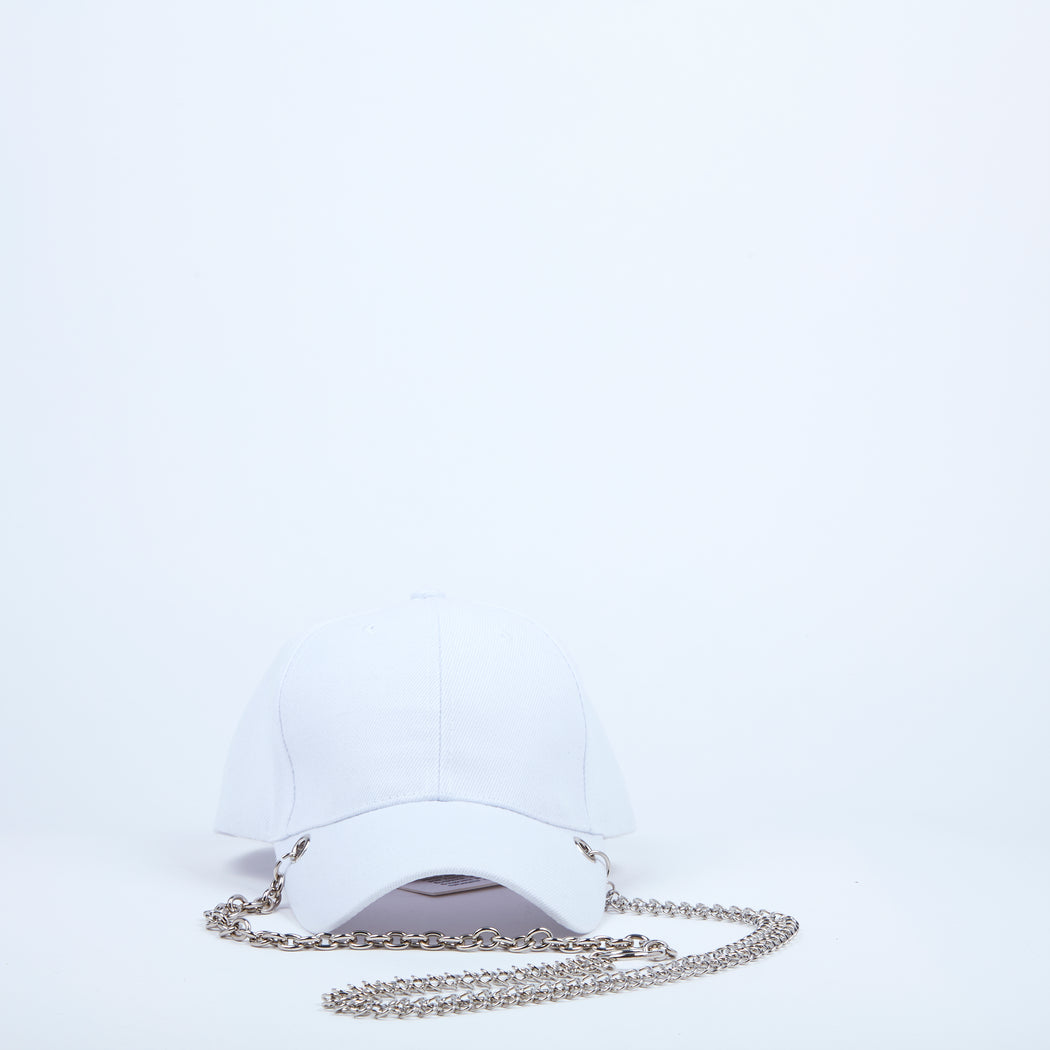 CAP WITH CHAIN