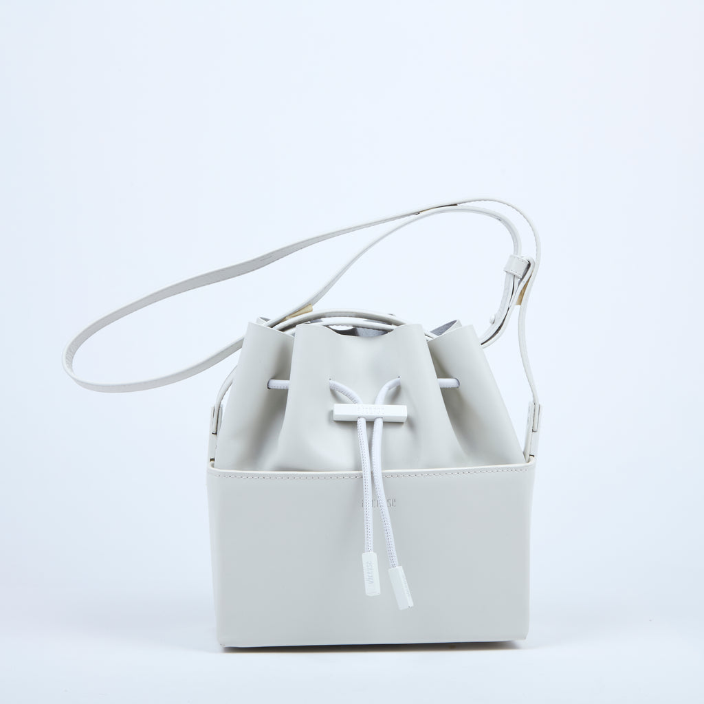 Off White Bucket Bag