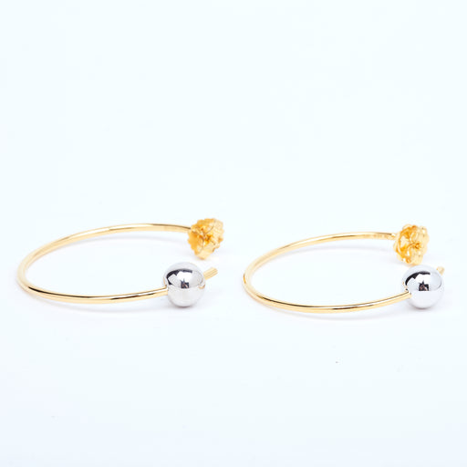 ORION MAXI HOOP EARRING