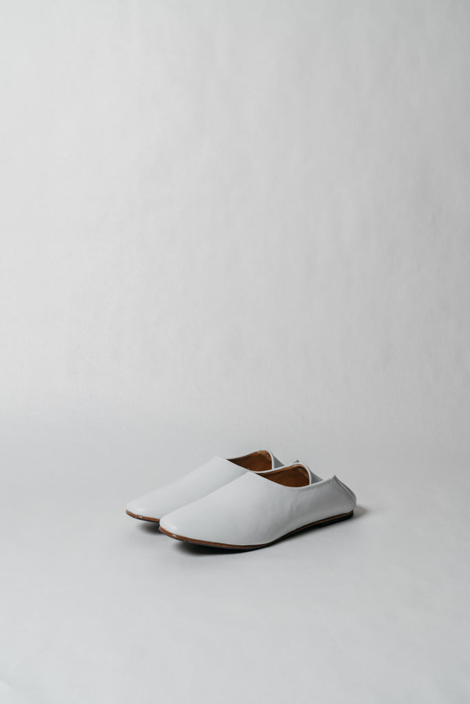 BABOUCHE - SLIP ON W/ FOLDABLE COUNTER