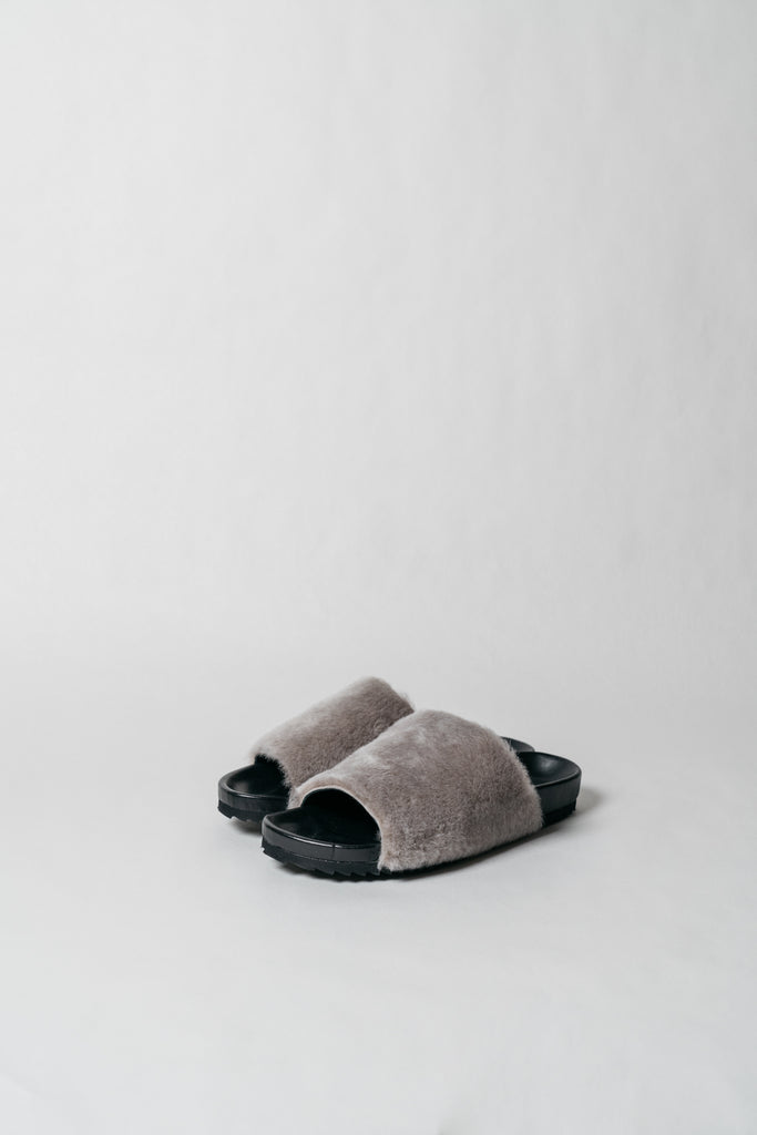 VERVE - SANDAL WITH LEATHER FOOTBED