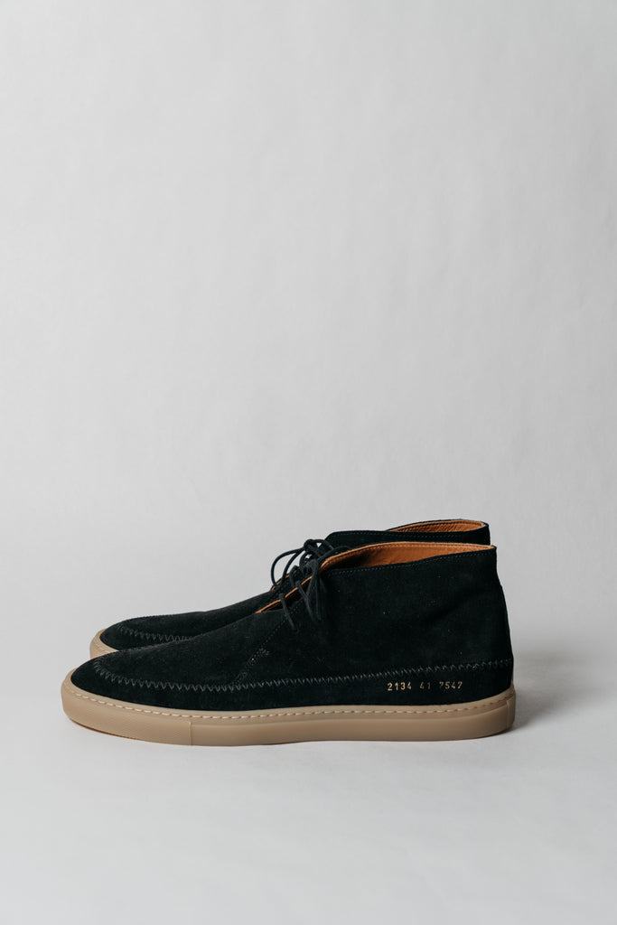 RG X CP MOCCASIN - BLACK