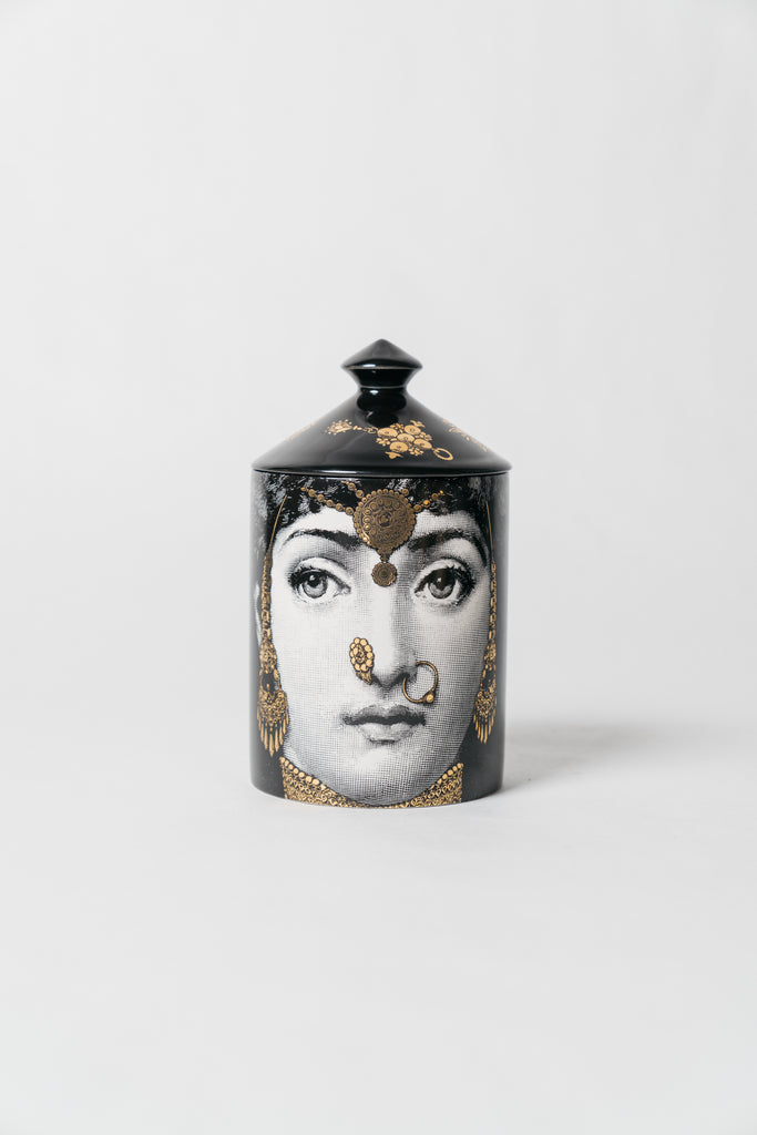 Fornasetti Scented Candle L'Eclaireuse BIGGERCODE