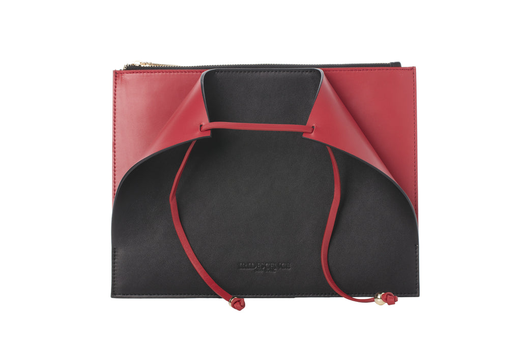 Highline Leather Clutch