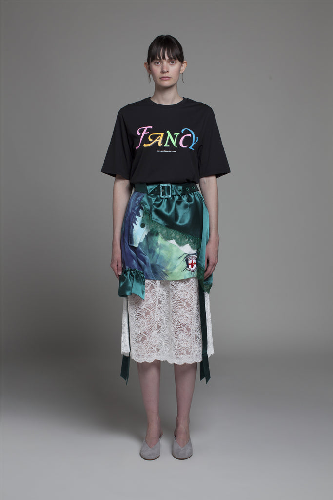 'FANCY' PRINTED T-SHIRT