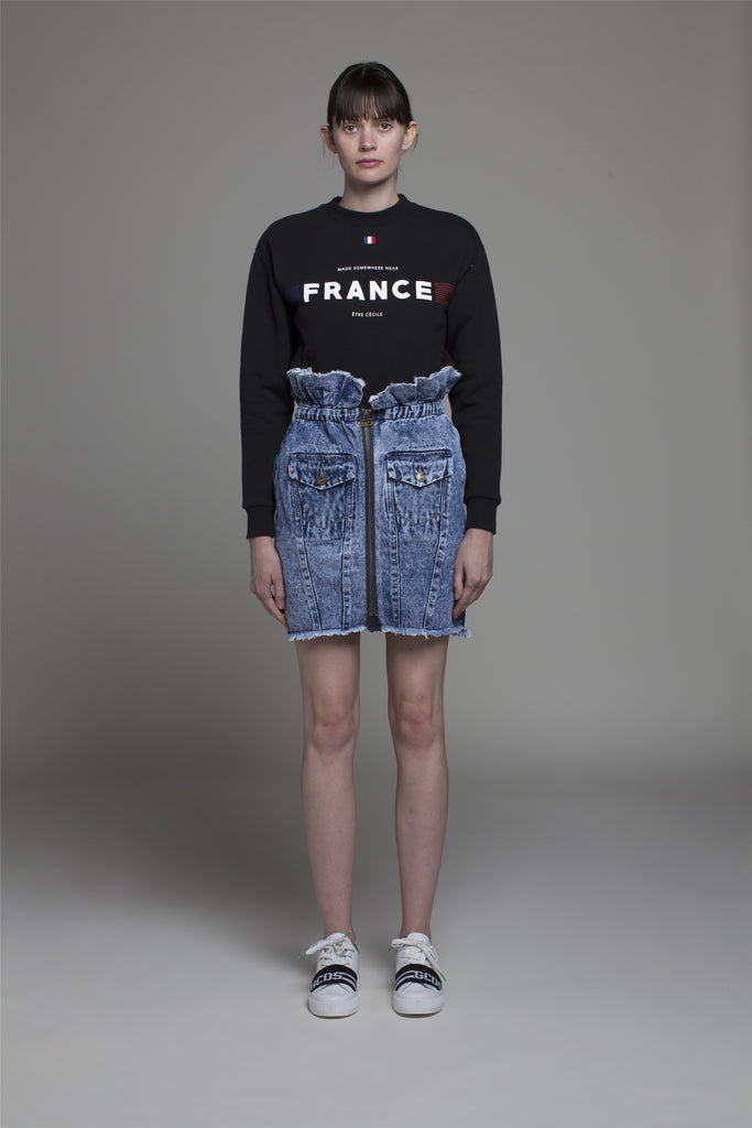 FRANCE BOYFRIEND SWEATSHIRT