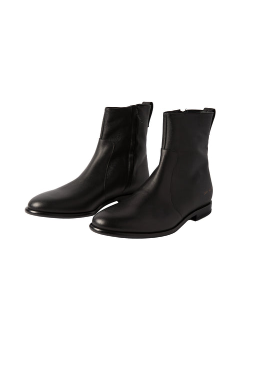 The Leather Chelsea Boot
