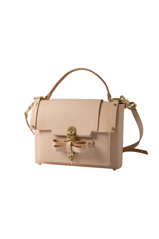 MEDIUM BOW BUCKLE BAG