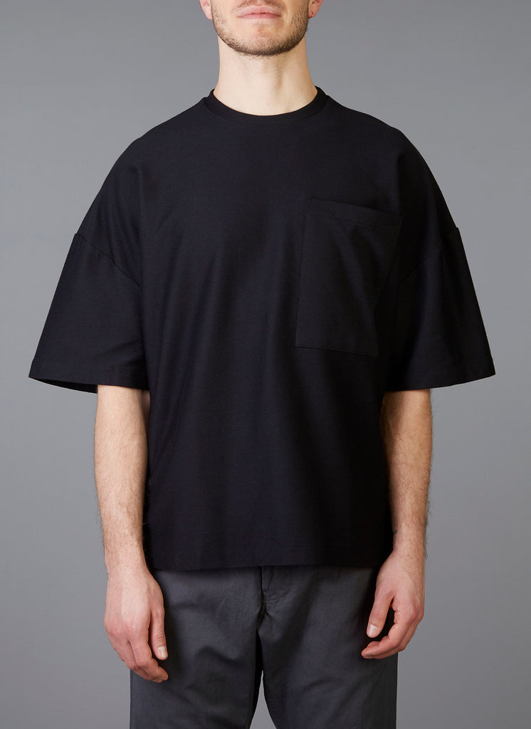 THE BIG TEE - BLACK