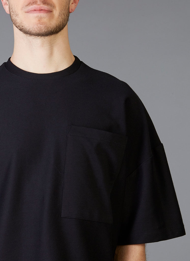 OVERSIZED ULTRA-FINE TERRY CREW