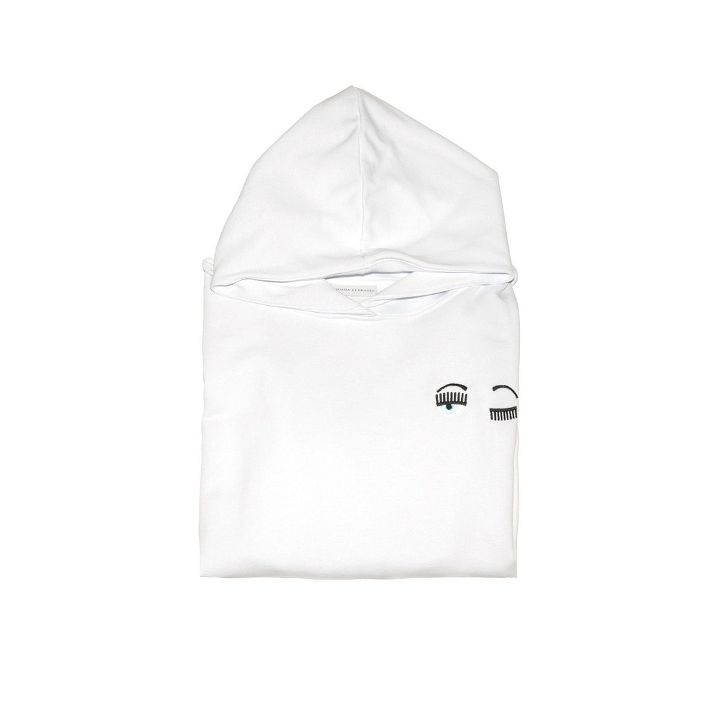SMALL FLIRTING OVERSIZE - WHITE