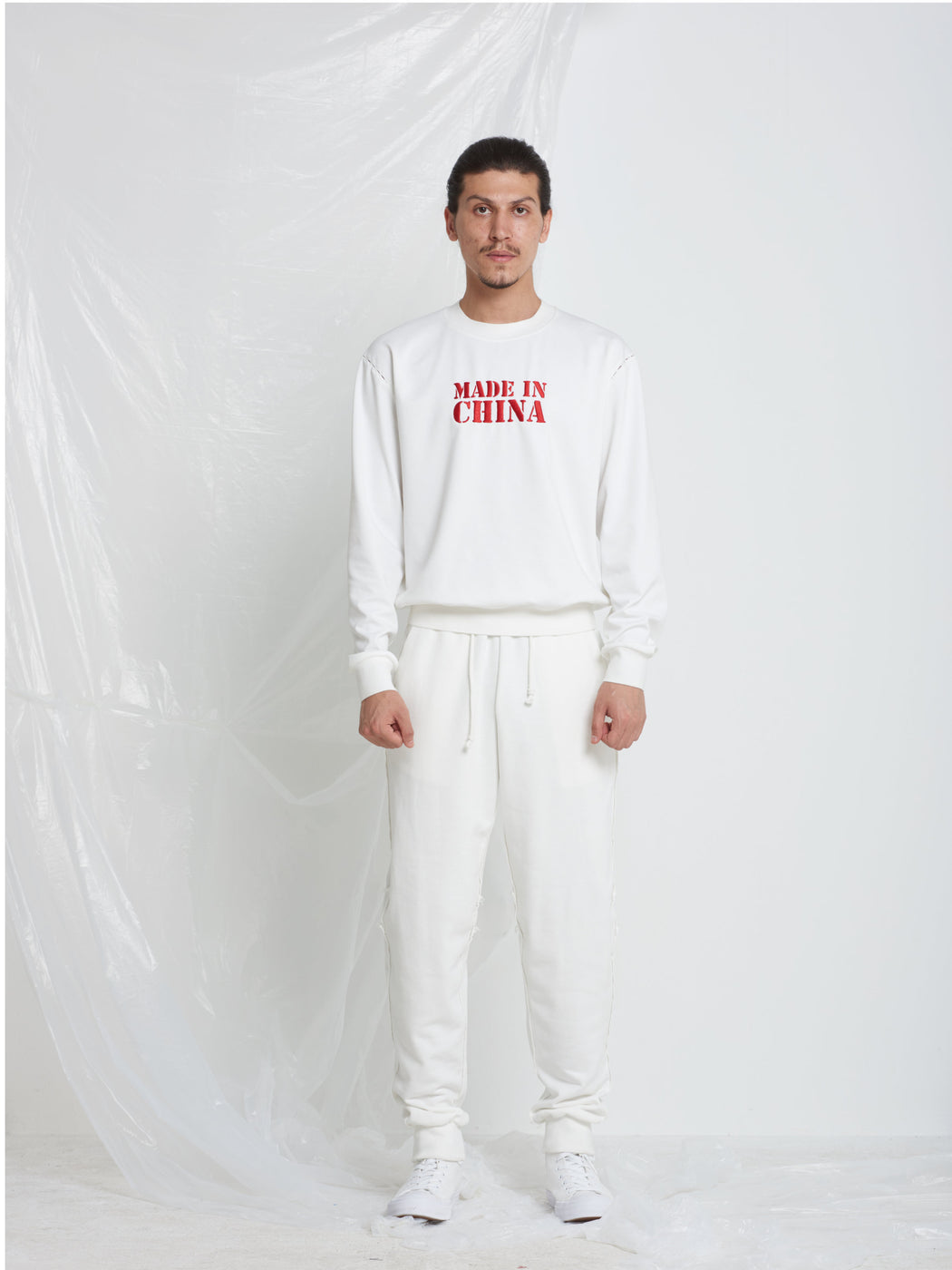Feng Chen Wang MADE IN CHINA Sweatshirt BIGGERCODE
