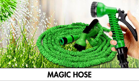 25FT 200FT Garden Hose Expandable Magic Flexible Water Hose