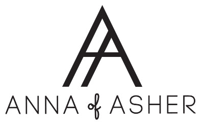 How and why we started Anna of Asher.