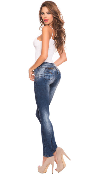 LT.ROSE 2002 Colombian Butt Lifting Jeans | Jeans Levanta Cola