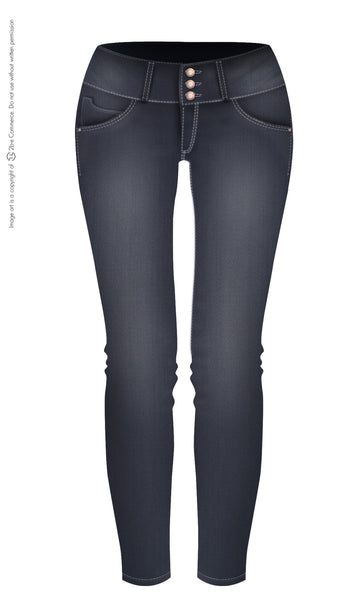 LT.ROSE 2015 Colombian Washed-out Jeans | Jeans Colombianos