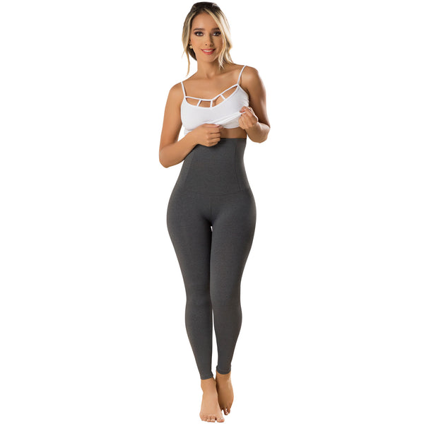 LT.ROSE 21835 Butt Lifter High Waist Leggings | Leggings Colombianos