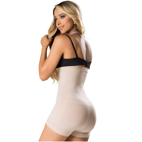 LT.ROSE 21882 Colombian High Waisted Shaper Shorts | Fajas Colombianas