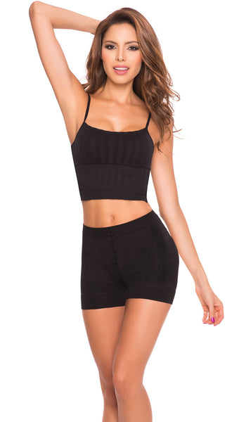 LT.ROSE 21997 Butt Lifting Shapewear Shorts | Faja Tipo Shorts