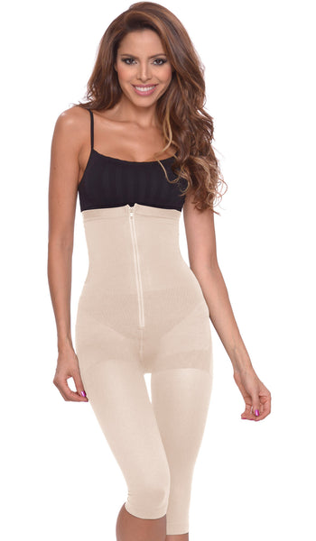 LT.ROSE 21998 Strapless Tummy Control Body Shaper | Faja Colombiana