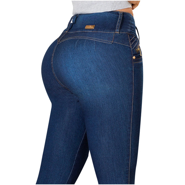 LT.ROSE IS3004 Butt Lifting Skinny Jeans | Jeans Colombianos