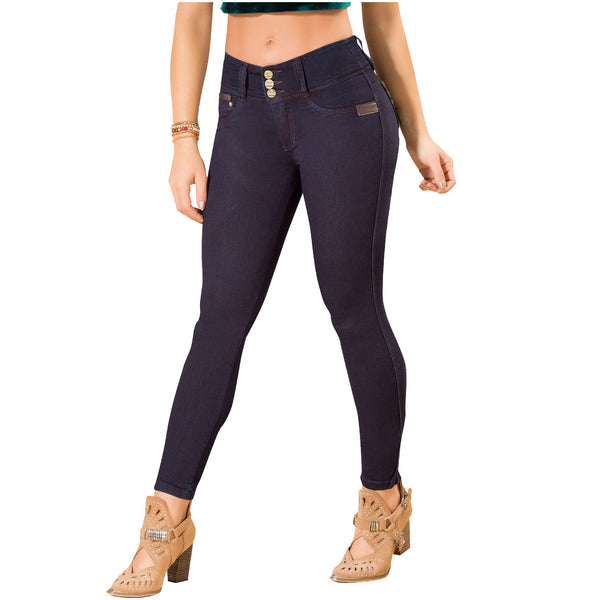 LT.ROSE IS3B02 Colombian Skinny Jeans | Jeans Levanta Cola Colombianos