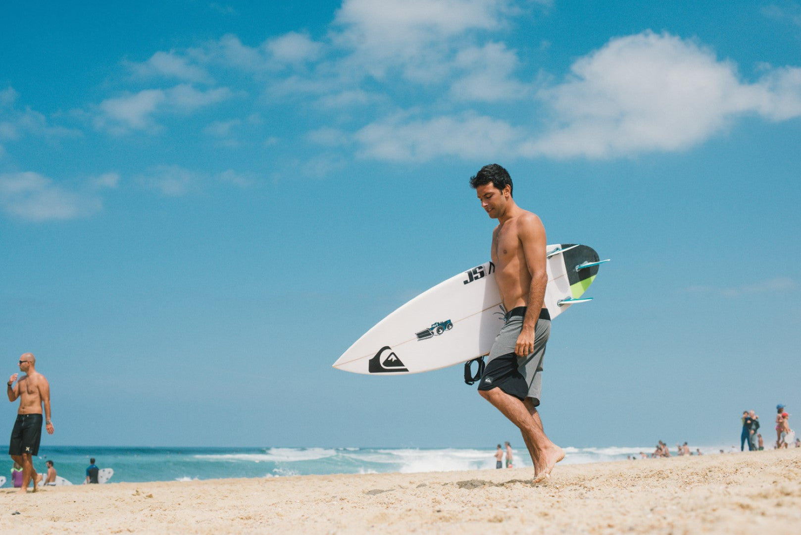 Quiksilver Mens Spring 2016 Surf Wear Collection - Surfing Bums