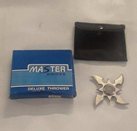 Master Knives Deluxe Thrower Havoc Throwing Stars