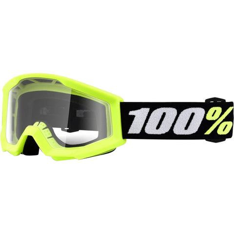 100% Strata Mini Youth Off-Road Goggles-950316