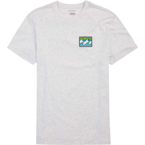 Billabong Men's Adrift S/S Shirts-M400FADR-LGH